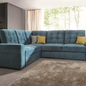 Sofa z serii Bravo z oferty Mebli Wajnert. Fot. Meble Wajnert
