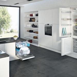 Elite to awangardowa linia piekarników i płyt kuchennych do kuchni, charakteryzująca się eleganckim wzornictwem i praktycznymi funkcjami. Fot. Candy