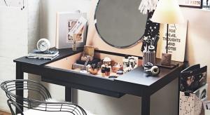 Nie możesz utrzymać ładu z kosmetykami i akcesoriami do makijażu?Zobacz,jakzrobić zamykaną toaletkę ze starego stołu!