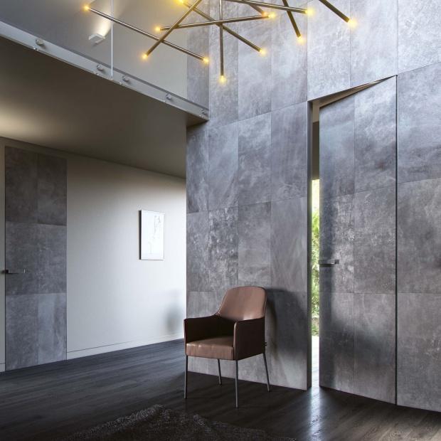 Designerskie drzwi projektu Tomasza Augustyniaka