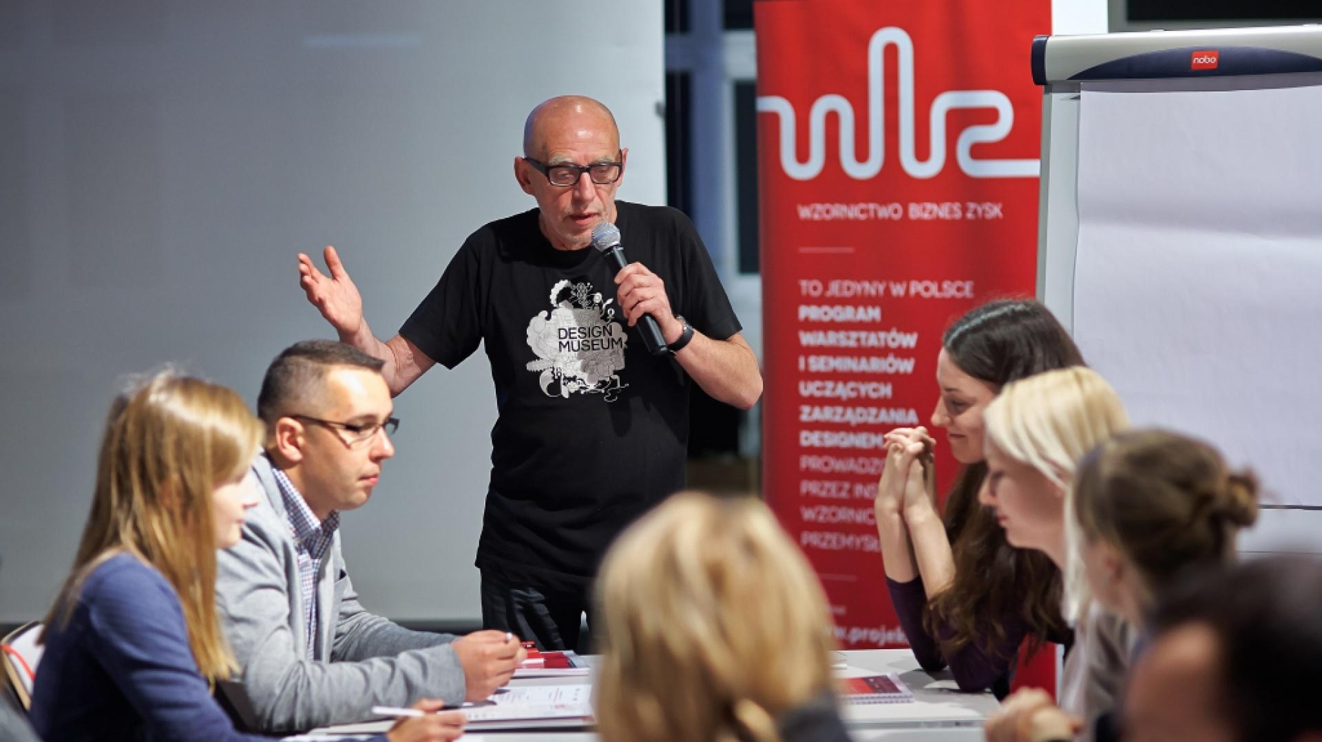 Marek Adamczewski: Można powiedzieć, że bez designu trudno mówić o innowacyjności, oczywiście jeśli mówimy o produktach rynkowych. Fot. IWP