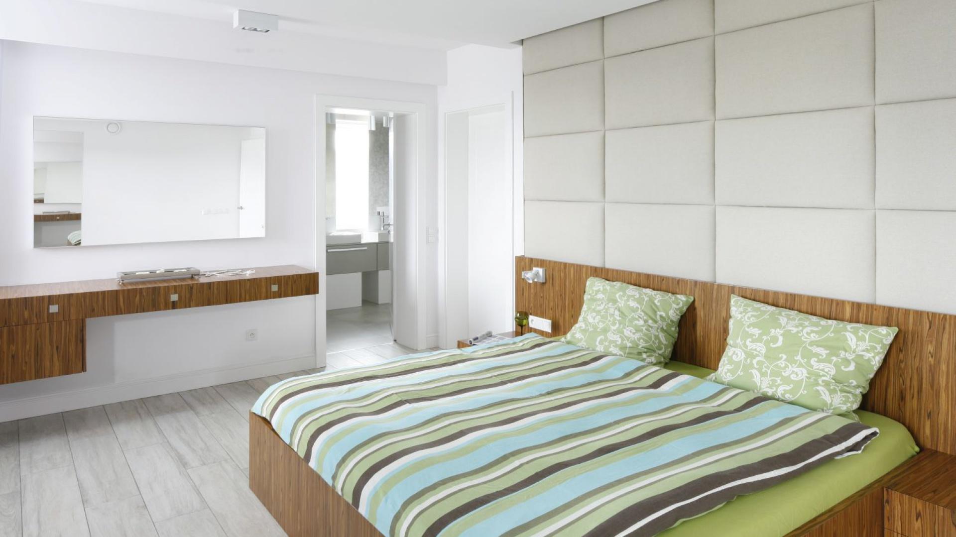 Przytulna Sypialnia 12 Pomysłów Na Drewno