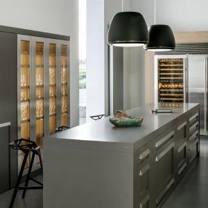 Na zdjęciu model kuchni NY, zainspirowany estetyką amerykańskich domów. Fot. Zajc Kuchnie