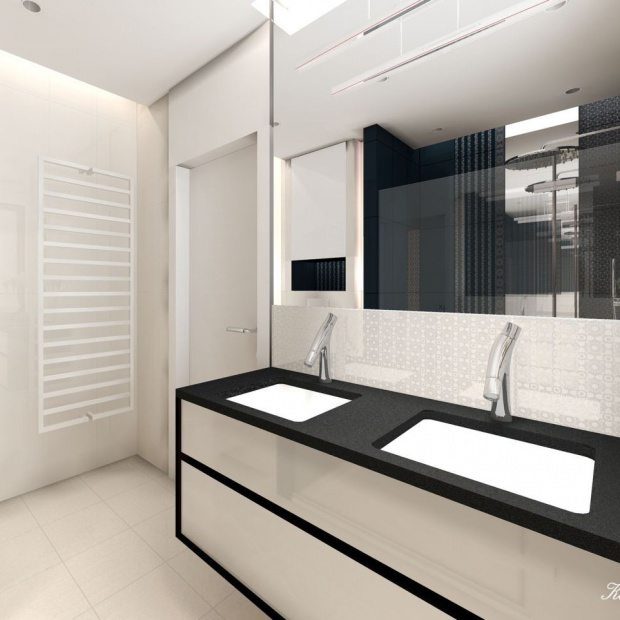 10 aranżacji łazienek zaprojektowanych przez architektów wnętrz
