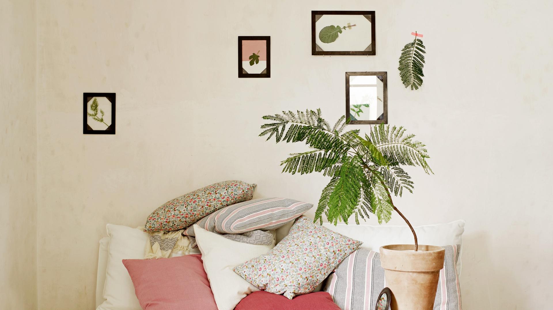 Najnowsza propozycja marki Tine K Home. Biel, szarości i naturalne rośliny - kwintesencja modnego wnętrza anno domini 2016.