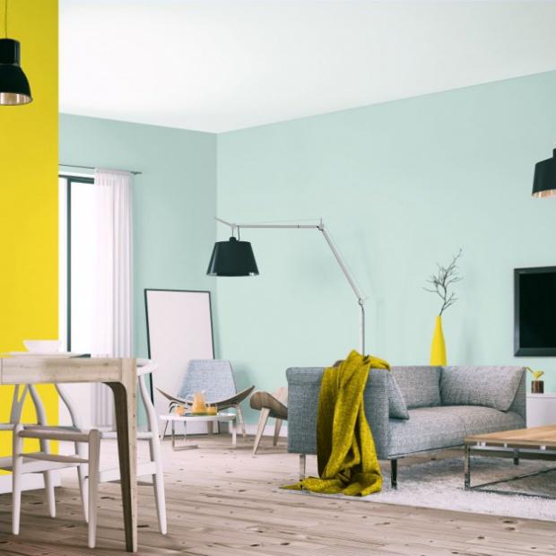 Nie masz pomysłu na ściany? Sprawdź inteligentną farbę!