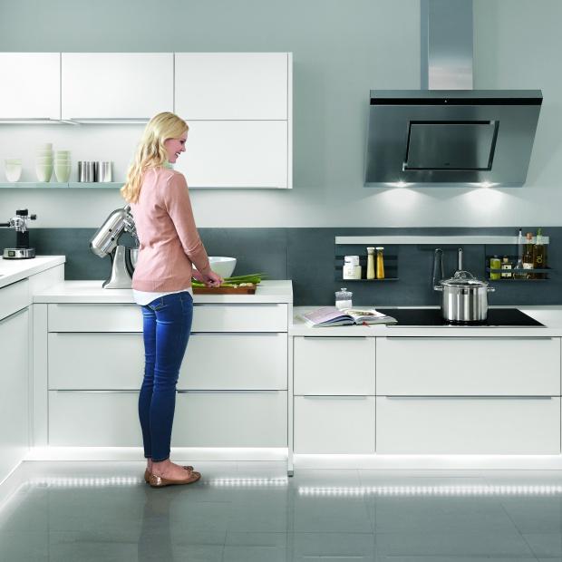 Ergonomia w kuchni. Dopasuj wnętrze do swoich potrzeb
