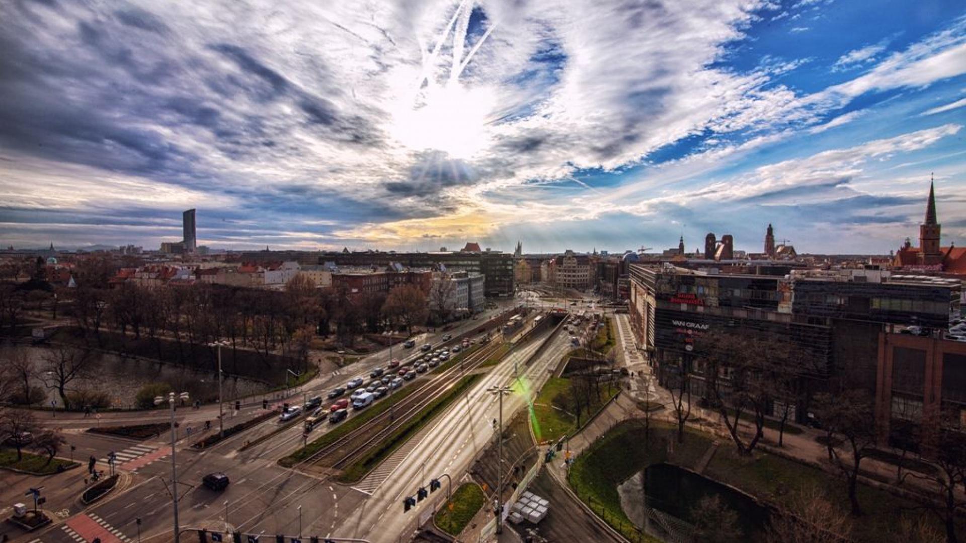 Widoki z OVO. Fot. Lukasz Latwinski