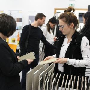 Studio Dobrych Rozwiązań w Poznaniu - stoisko Ceramiki Paradyż