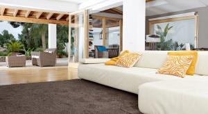 Czym wykończyć podłogę w naszym domu? Co powiecie na miękką, zdrową, ekologiczną wykładzinę?