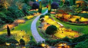 Oświetlenie w ogrodzie pomoże zbudować nastrój wieczorami, zachwyci gości podczas letnich imprez pod chmurką i pozwoli bezpiecznie się poruszać wokół domu.