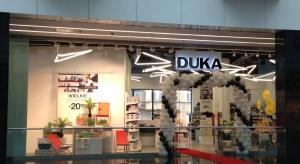 W centrum handlowym Plac Unii w Warszawie otwarto nowy sklep sieci DUKA. To już 12. salon marki ze skandynawskim wzornictwem do kuchni i jadalni w stolicy, jednocześnie 50. w Europie.
