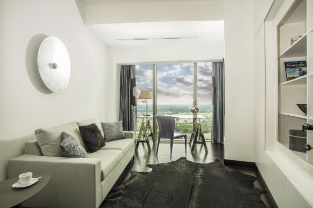 Apartament w Sky Tower - zobacz jak jest urządzony