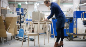 Aldo jest jubileuszowym, 50. krzesłem w dorobku projektantki. Zostało ono zaprezentowane podczas kwietniowych targów Salone del Mobile Milano.