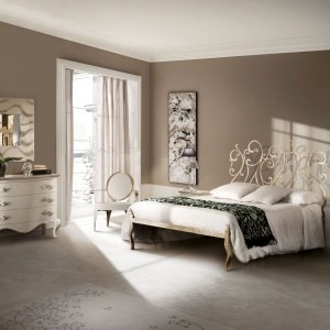 Łóżko Klimt. Fot. Cantori