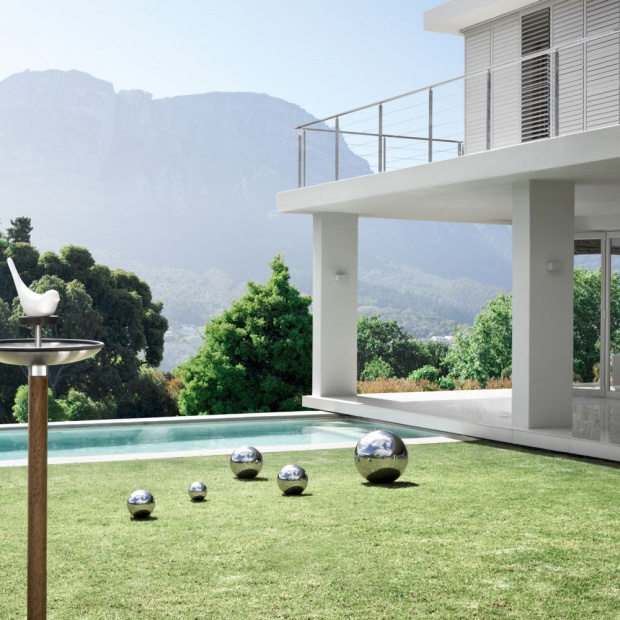 Modny ogród: postaw na geometryczne motywy