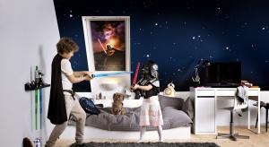 Szukacie pomysłu na niebanalne urządzenie pokoju dziecka? Co powiecie na rolety z bohaterami Gwiezdnych Wojen?