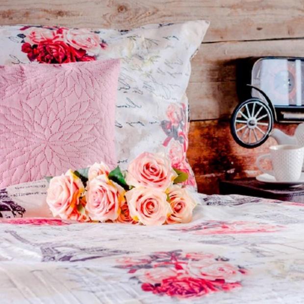 Sypialnia w stylu shabby chic. To jest modne!