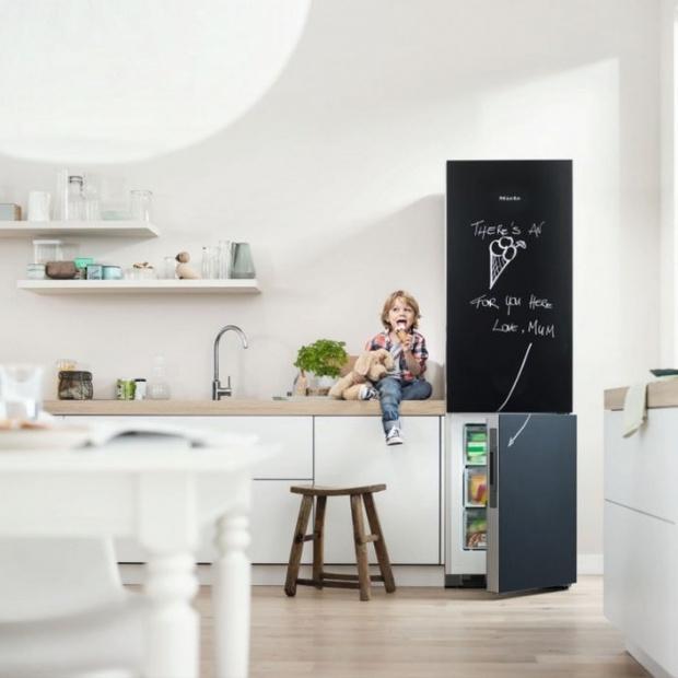 Tablica w kuchni: 5 świetnych rozwiązań