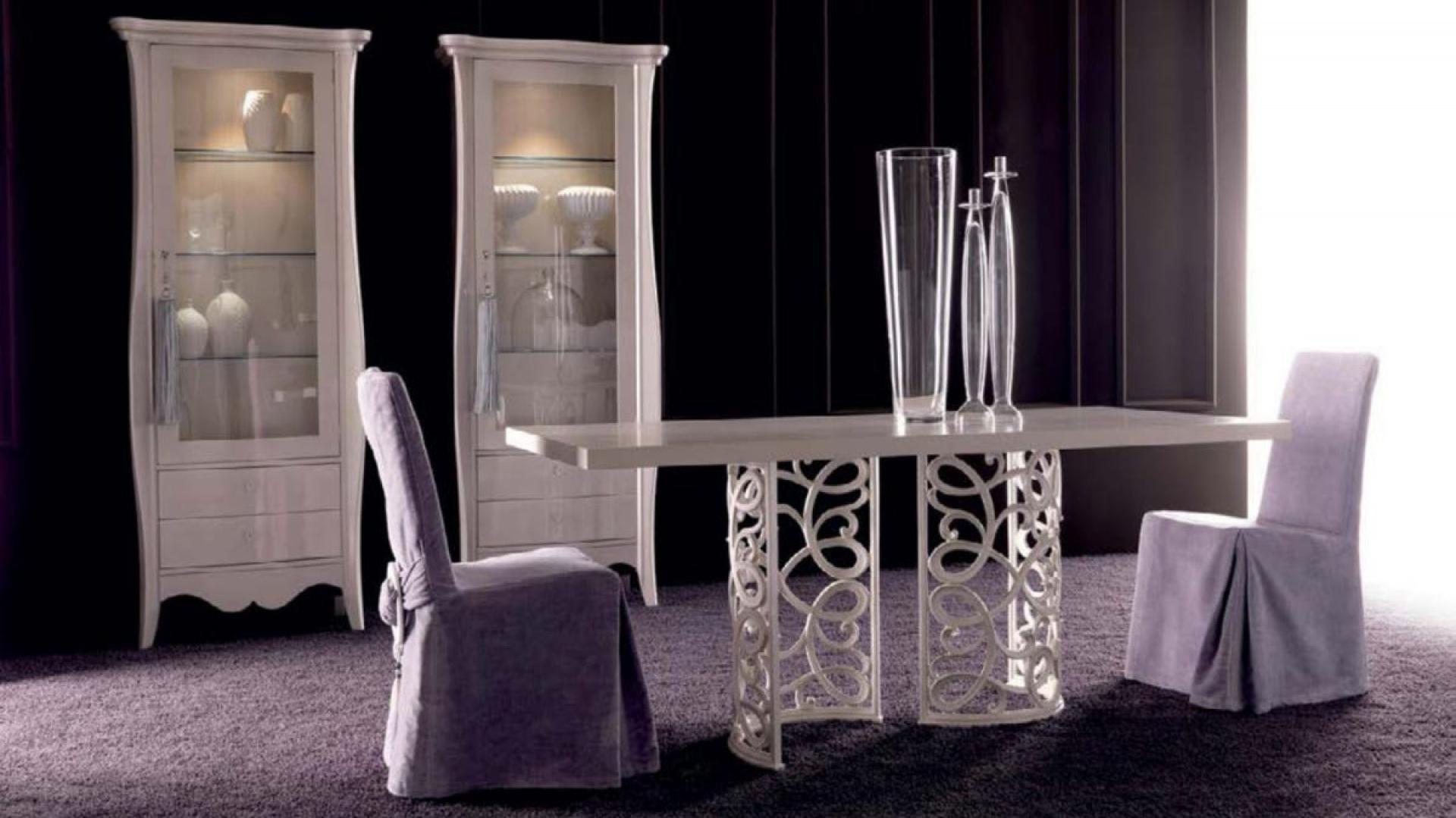 Styl Glamour Eleganckie Wnętrze Pełne Przepychu