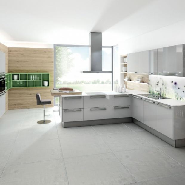 Otwarte półki w kuchni: zobacz najnowsze trendy