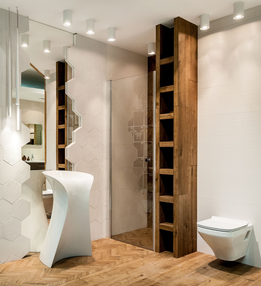 Jak Oświetlić łazienkę Poradnik Galeria Dobrzemieszkajpl