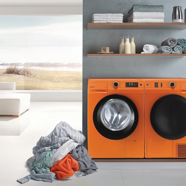 Nowości na rynku AGD: kolorowe pralki i suszarki