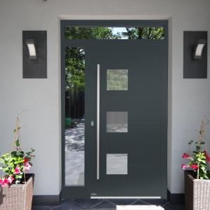 Drzwi aluminiowe Idalia. Fot. Dako