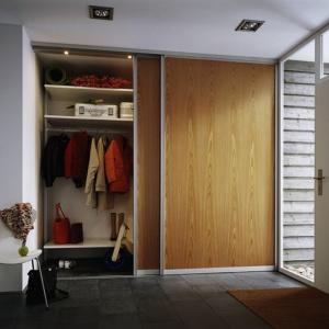 fot raumplus przedpok j zobacz pomys y na eleganckie szafy i schowki. Black Bedroom Furniture Sets. Home Design Ideas