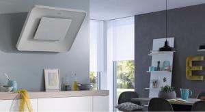 Współczesne okapy kuchenne to połączenie innowacyjnych technologii z atrakcyjnym wyglądem. Nie inaczej jest w przypadku tej nowości niemieckiej marki.