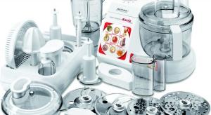 """Dwudziestoletnia obecność robota kuchennego """"Kasia"""" na rynku AGD to okazja na prezentację jego nowej wersji. Na konsumentów czeka udoskonalony mechanizm urządzenia, lepsza wydajność oraz nowoczesne wzornictwo."""