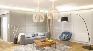 Beton dekoracyjny to obecnie bardzo modny sposób na wykończenie ścian w salonie, sypialni oraz kuchni. Jak zastosować gowe wnętrzach? Zobaczcie jak to robią architekci.