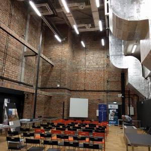 Studio Dobrych Rozwiązań w Lublinie miało miejsce w  wyjątkowym Centrum Spotkania Kultur.