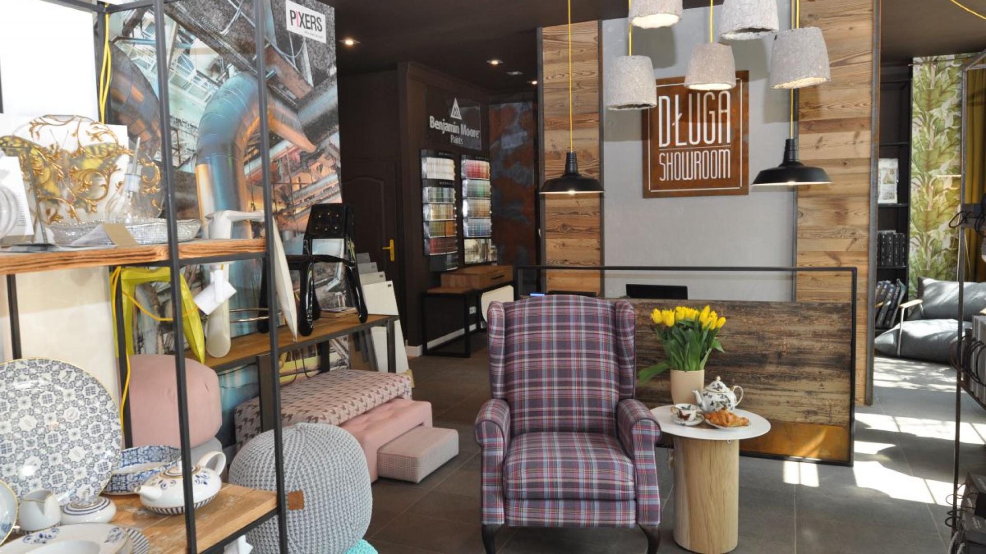 To co wyróżnia DŁUGAshowroom spośród innych salonów jest wyjątkowo bogata oferta usług niezbędnych w każdym procesie wyposażania przestrzeni. Fot. Materiały prasowe