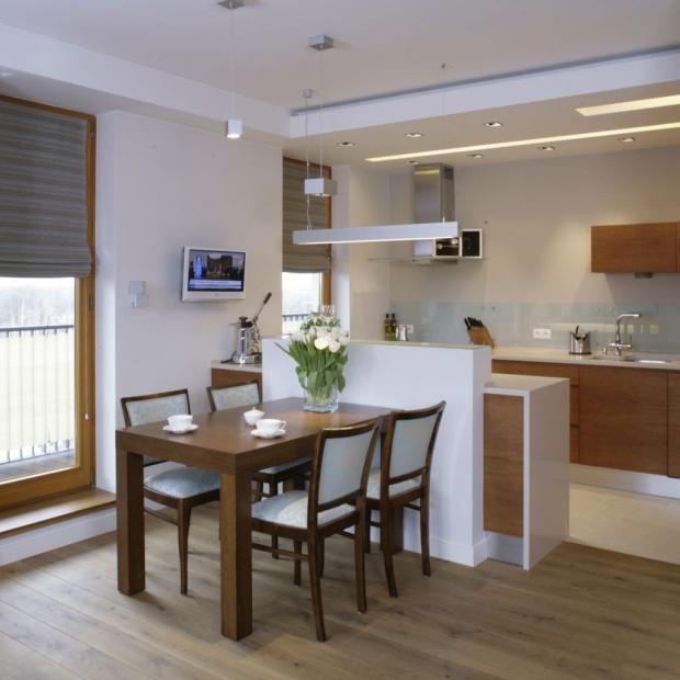 Otwarta kuchnia - architekt radzi, jak ją urządzić