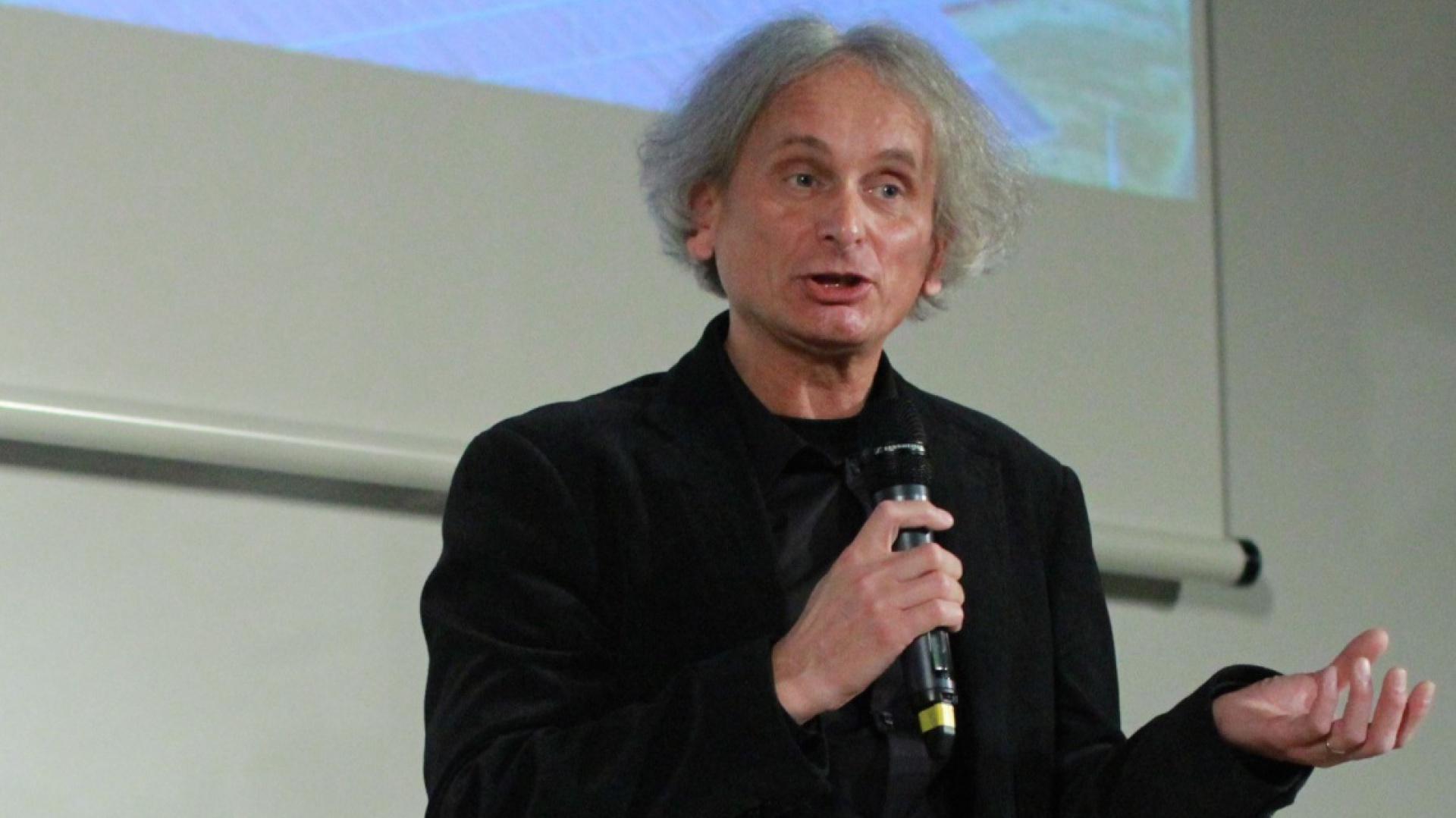 Bogusław Hajda, architekt, urbanista, członek Stowarzyszenia Forum Rewitalizacji. Fot. PTWP