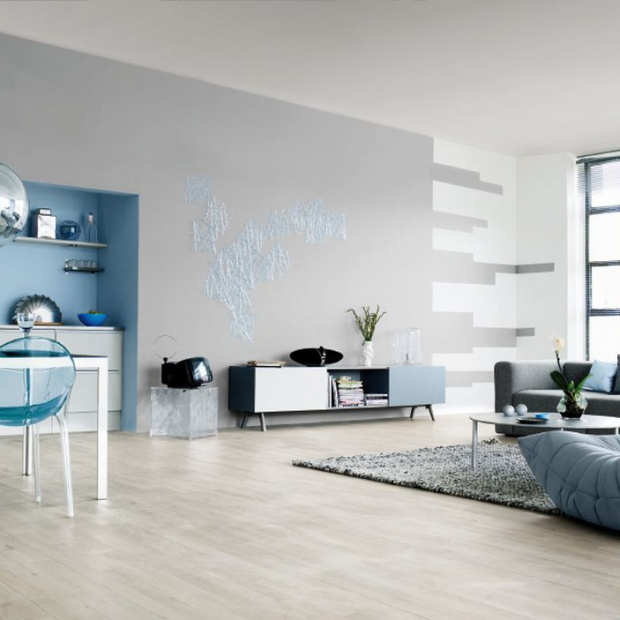 Malujemy mieszkanie - pastelowe kolory to jest hit!