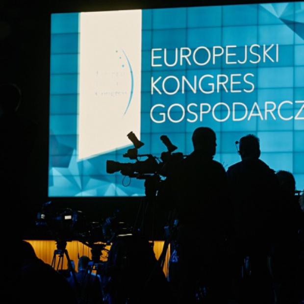 VIII Europejski Kongres Gospodarczy: zobacz transmisje online!