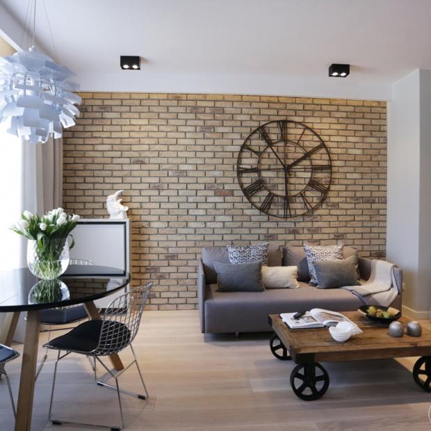 Wnętrze w stylu industrialnym - tak mieszkają Polacy