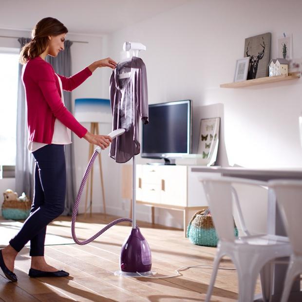 Małe AGD do domu: odśwież ubrania ulubionym zapachem