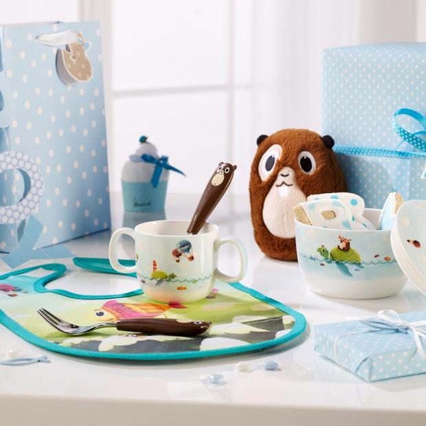 Dzień dziecka w kuchni: śliczna porcelana dla najmłodszych