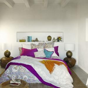 Sypialnia w stylu Boho. Fot. Zara Home