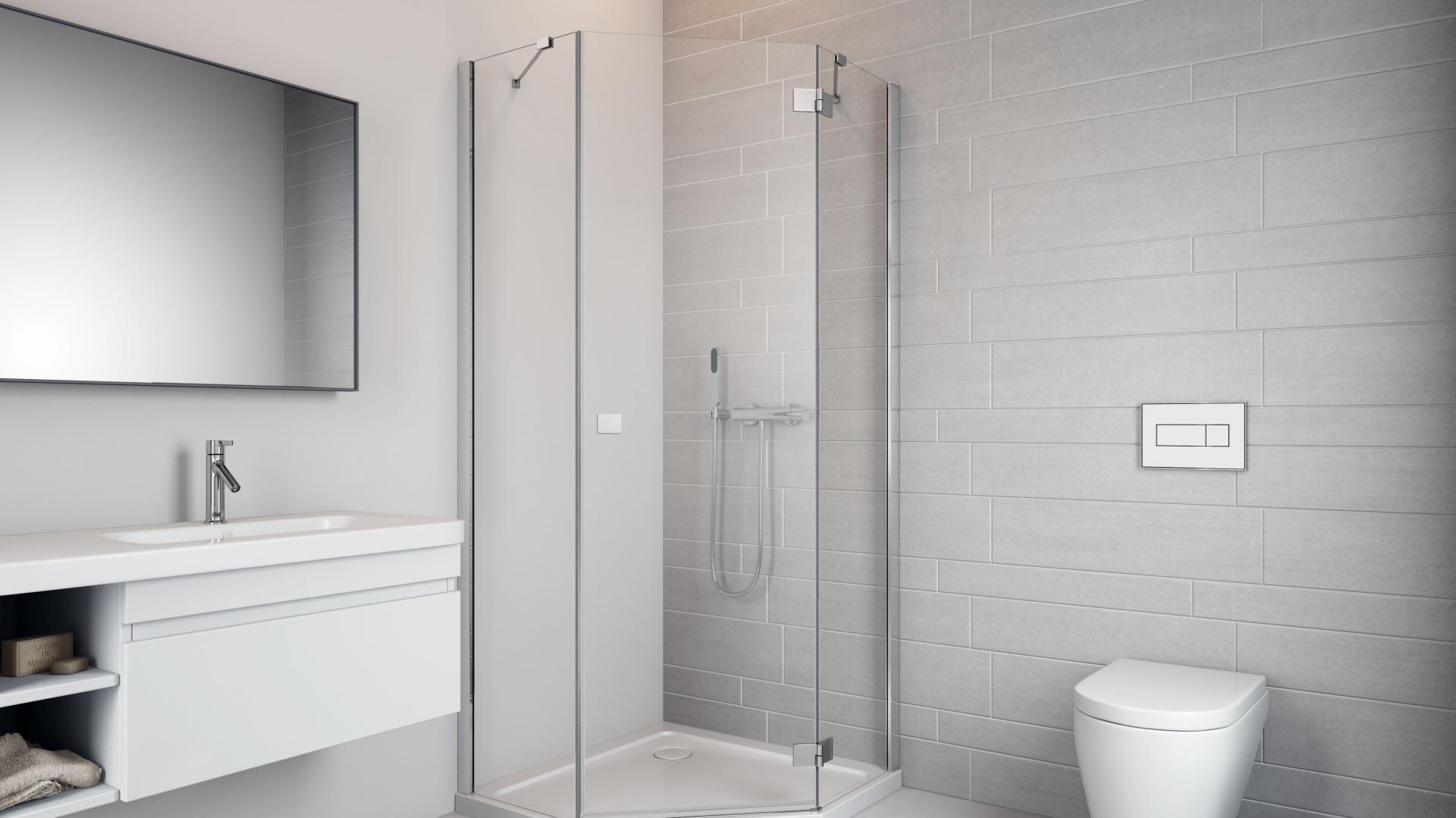 Kabina Prysznicowa Do Małej łazienki Nowość