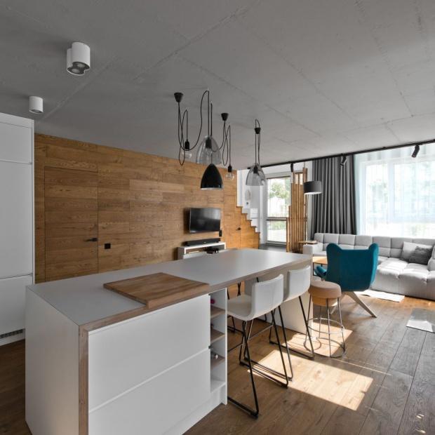Eleganckie mieszkanie w Wilnie