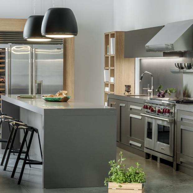 Modna kuchnia: zobacz model w amerykańskim stylu