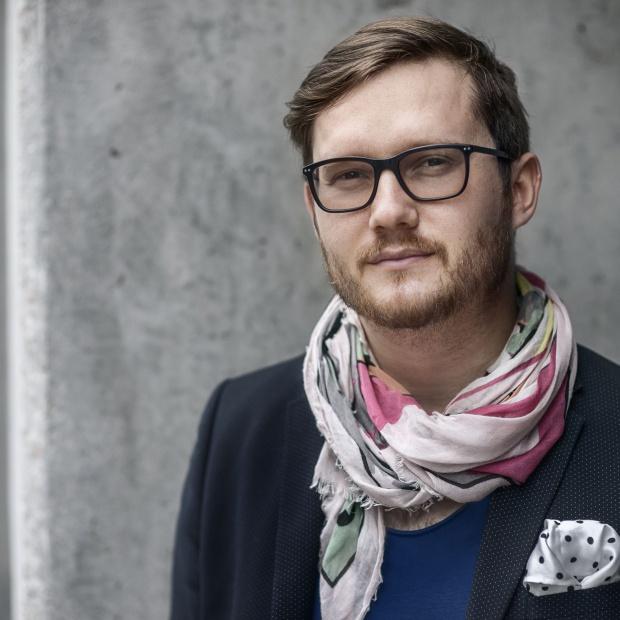 Projektant Jan Sikora - gość specjalny Studia Dobrych Rozwiązań w Gdańsku
