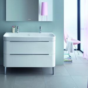 Program łazienkowy Happy D.2 stanowi kontynuację cieszącej się dużą popularnością serii Happy D.  Fot. Duravit.