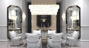 Czyste formy i luksusowe materiały - tak można w kilku słowach podsumować nową kolekcję ekskluzywnych mebli. Zobaczcie jaka jest piękna!