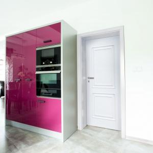 Drzwi Inverno to model zaprojektowany z myślą o wnętrzach, w których nowoczesne elementy przeplatają się z oszczędną klasyką. Fot. Pol-Skone