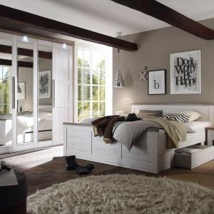 Śpij zdrowo i wygodnie w sypialni w skandynawskim stylu. Fot. BRW